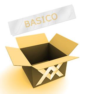 mpw diseño web paquete basico