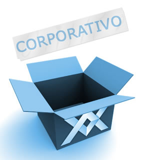 diseño web paquete corporativo