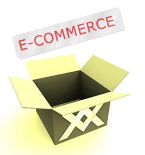 diseño web paquete e-commerce