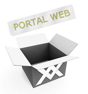 diseño web paquete portal web